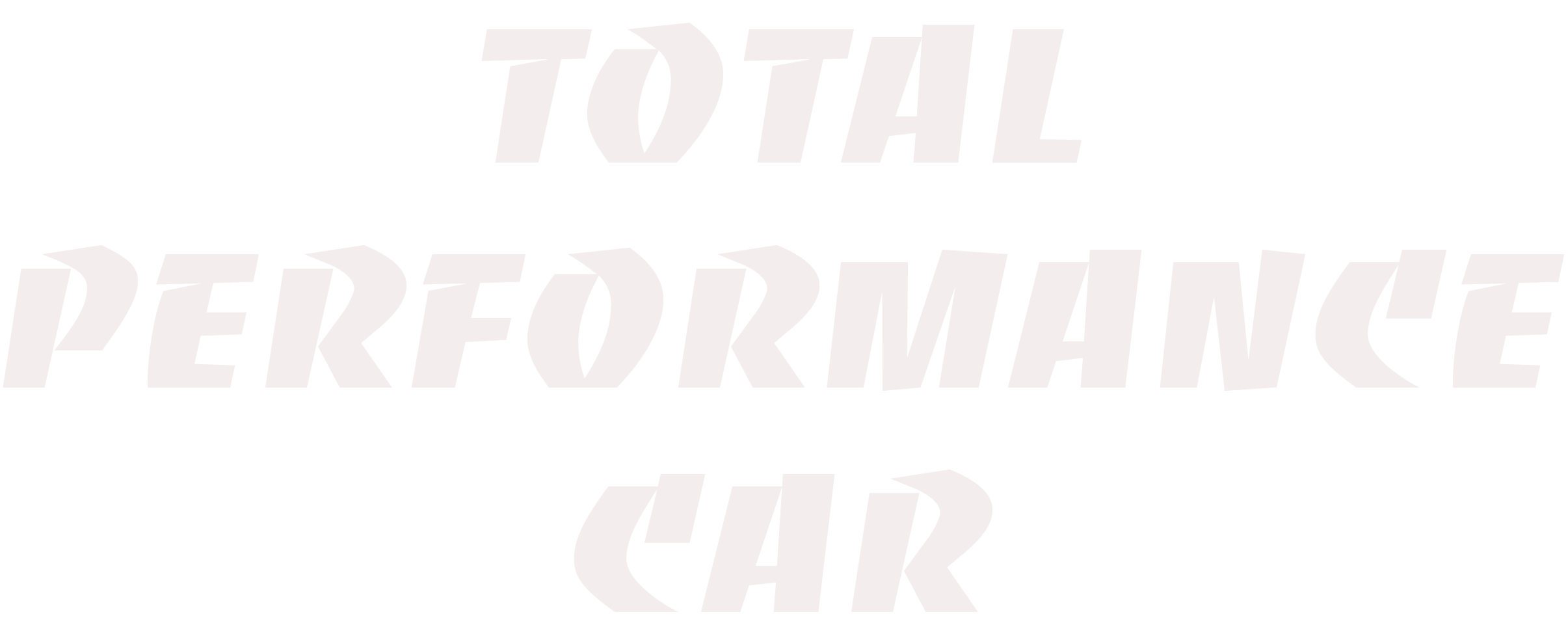Totalperformancecar